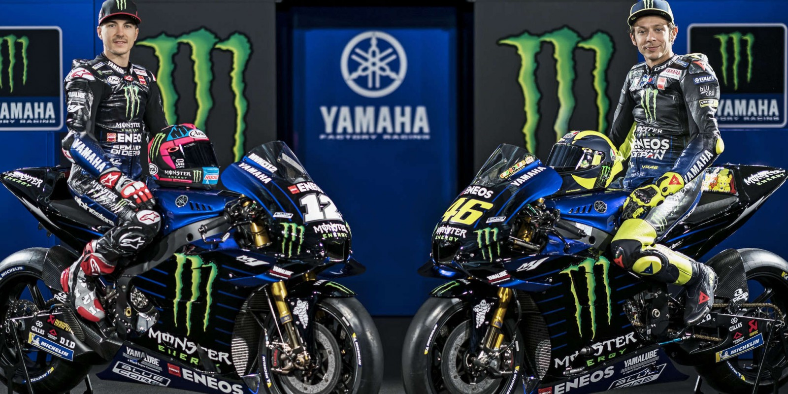 Throttles Poised Monster Energy Yamaha Motogp Expect To Fly In 2019