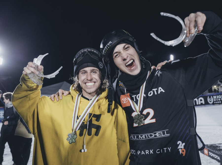 Image from the 2019 Ski World Championships in Park City, Utah