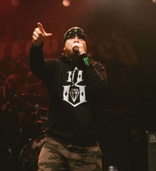 Hatebreed on the Persistence Tour