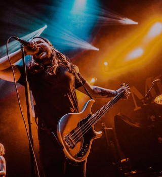 Of Mice & Men live and promotional images