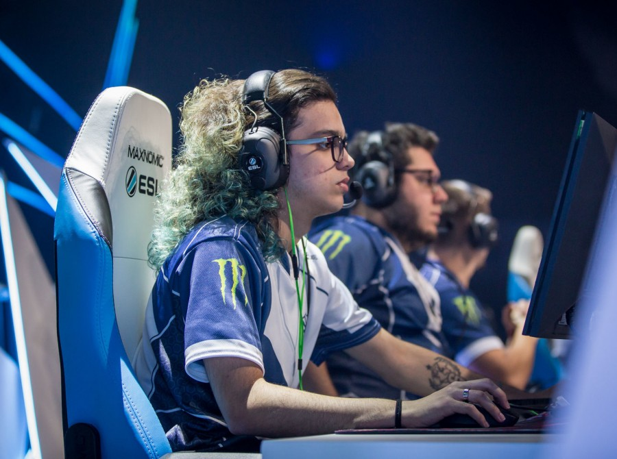 Photos of Team Liquid's Rainbow 6 Siege Team competing in the Rainbow 6 Invitational in Montreal Canada. Team Liquid placed 5th-8th after being eliminated in the quarterfinals.