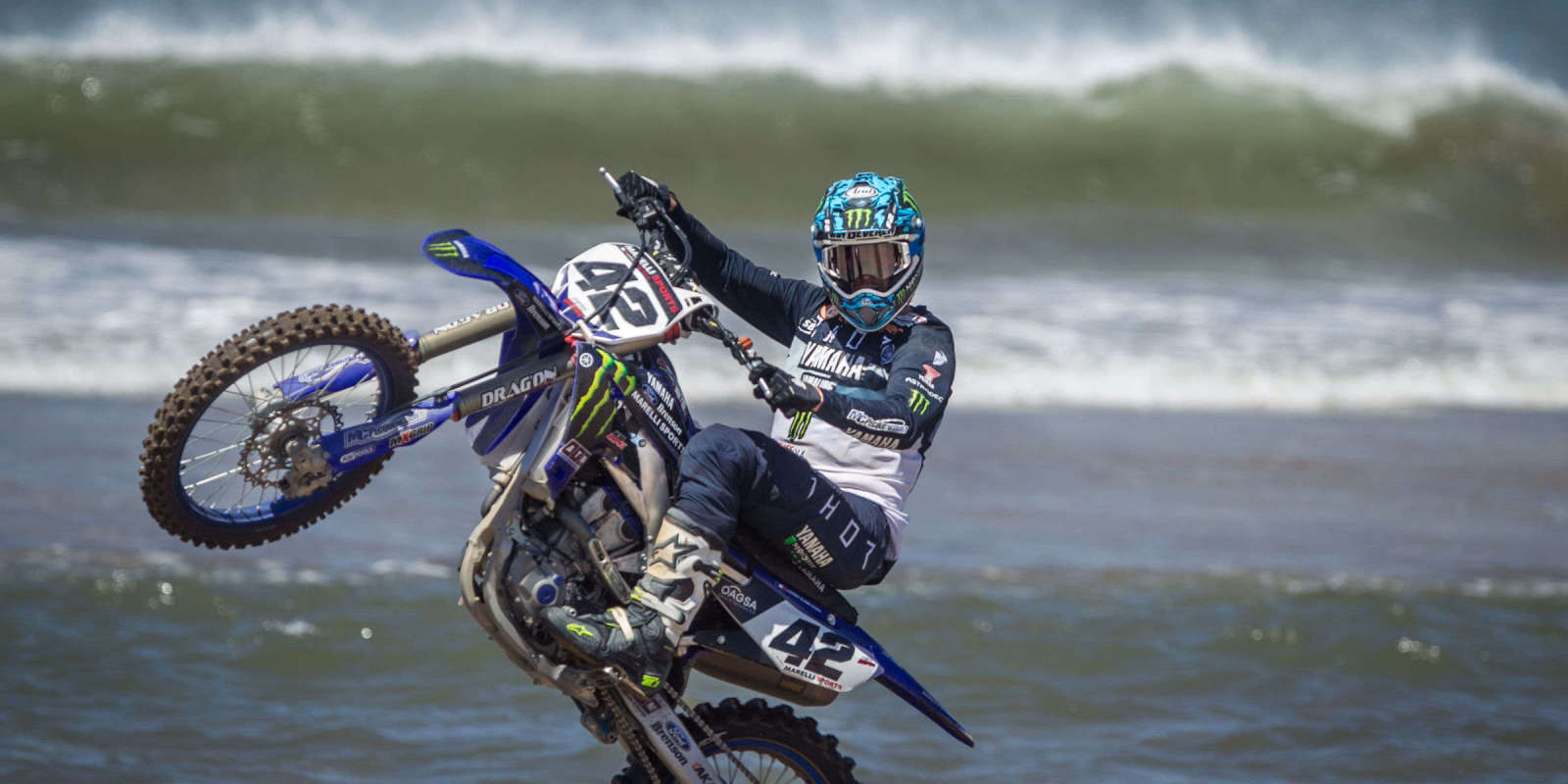 Photos and videos from Adrien Ven Beveren riding in Argentina