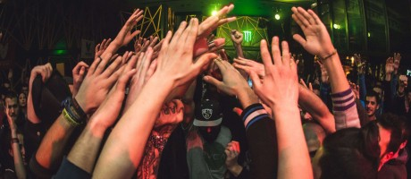 Photos feat. Madchild live in Athens