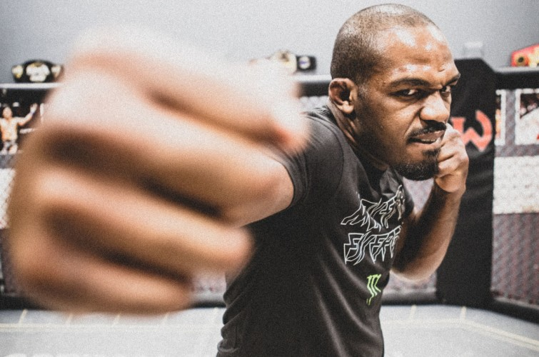 """Jon Jones, one of the most dynamic and fluid champions of all time, returns to the Octagon this Saturday. Jon will defend his Light Heavyweight title against the heavy handed Anthony Smith. Jones wasted no time after beating """"The Mauler"""" Alexander Gustafs"""