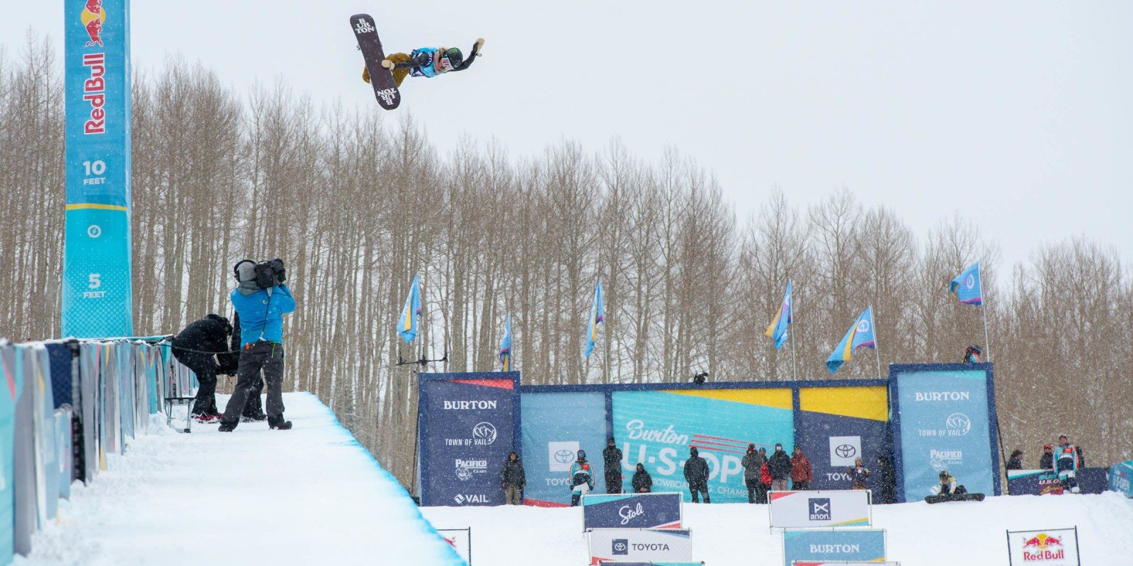 Image from the 2019 Burton Us Open