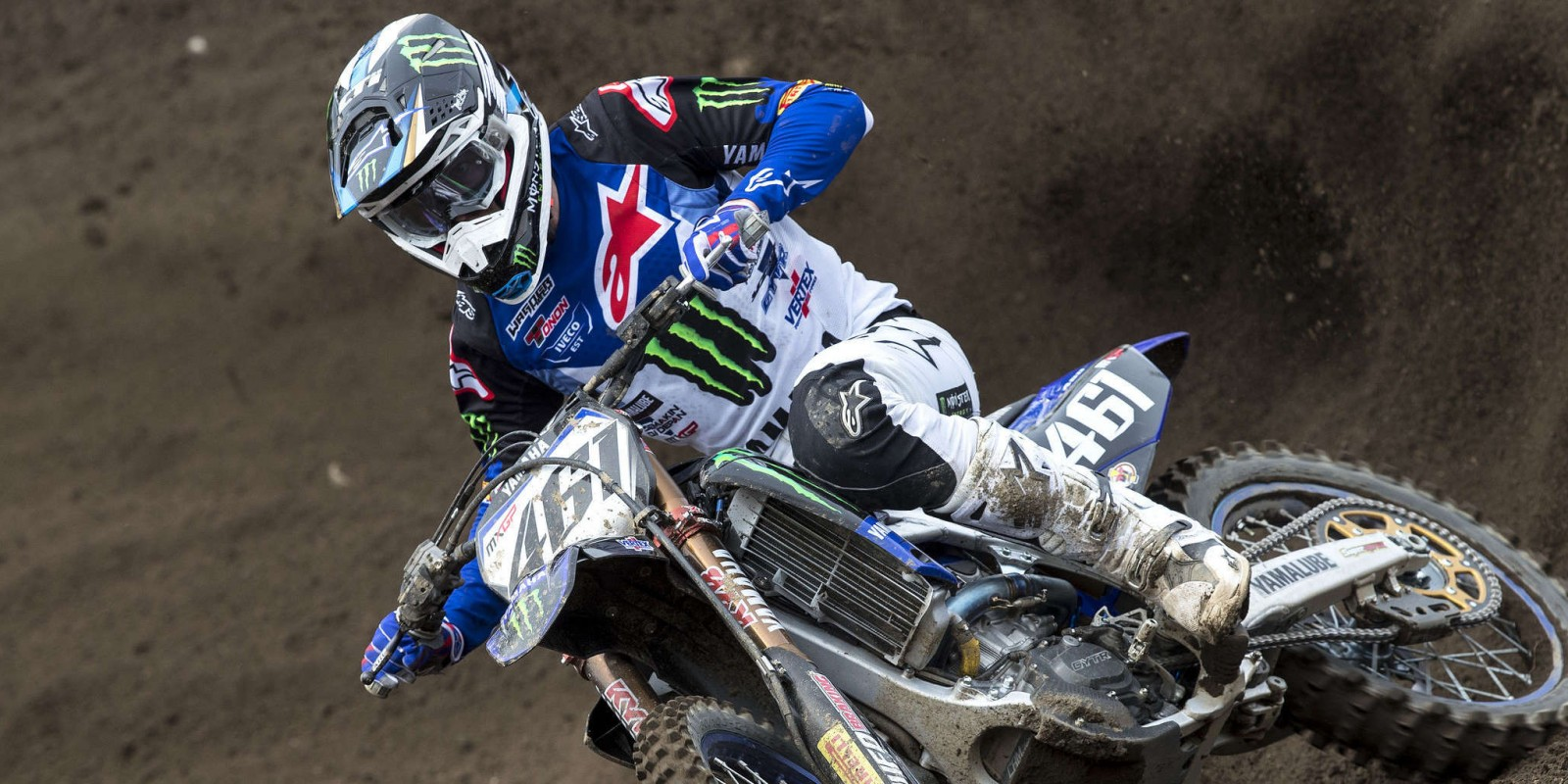 Romain Febvre at the 2019 Grand Prix of Argentina