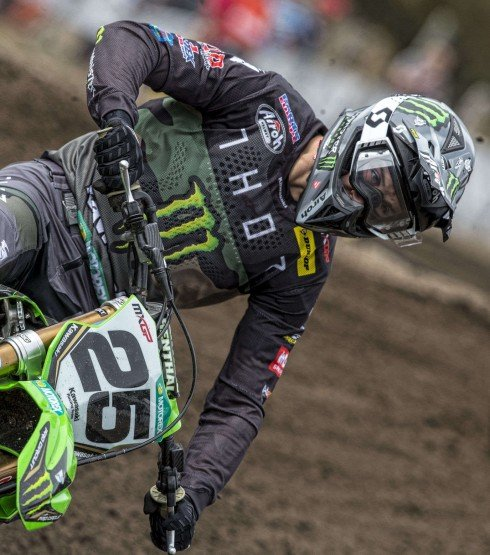 Clement Desalle at the 2019 Grand Prix of Argentina