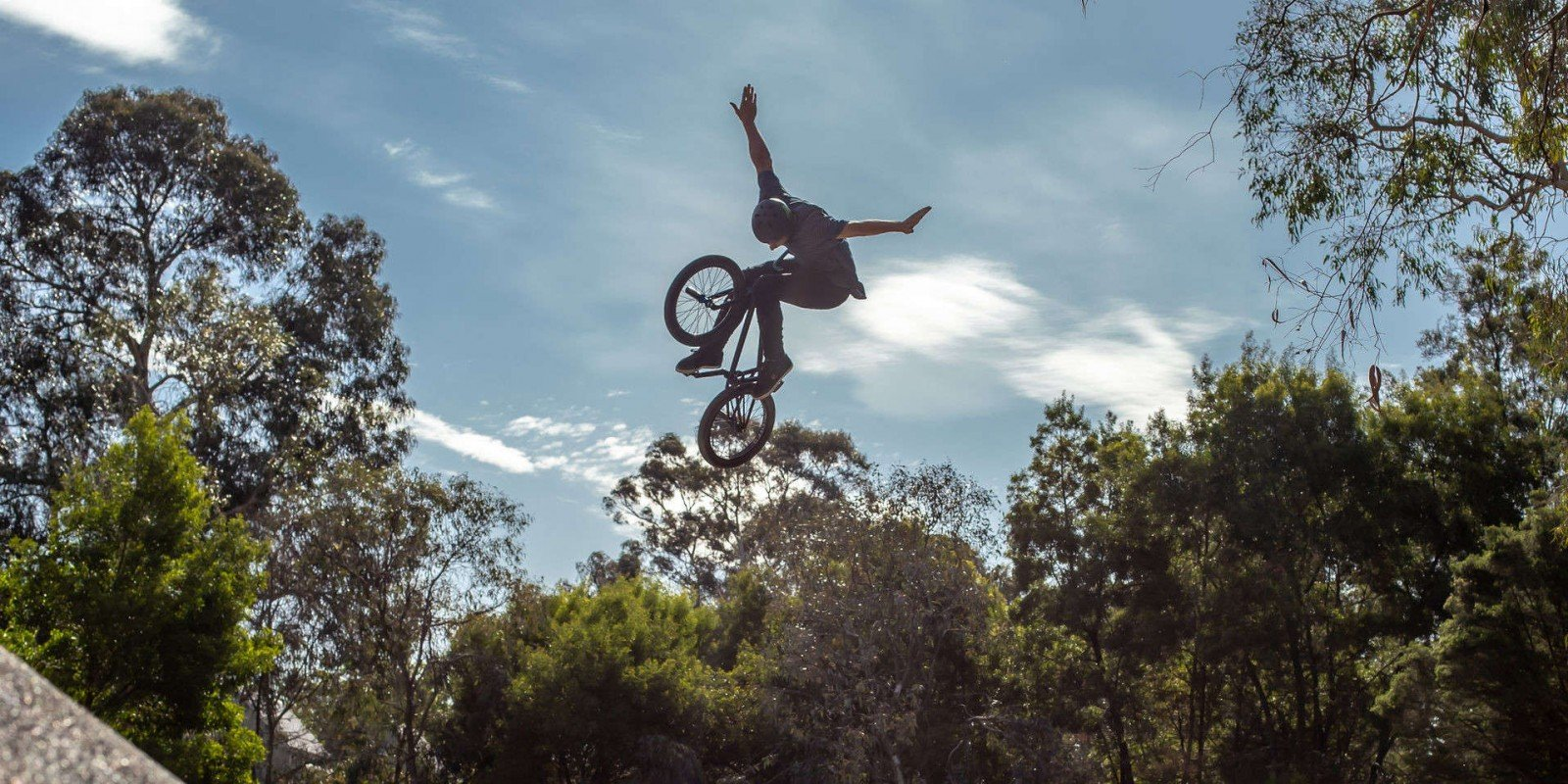 Monster Army goes down under for an Australia BMX edit.