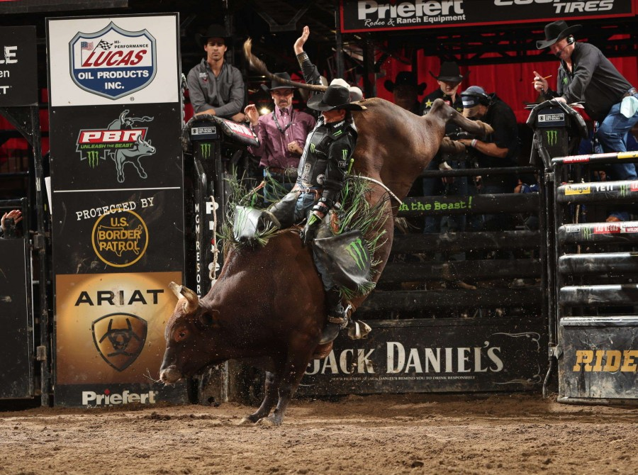 Image from the 2019 PBR event in New York