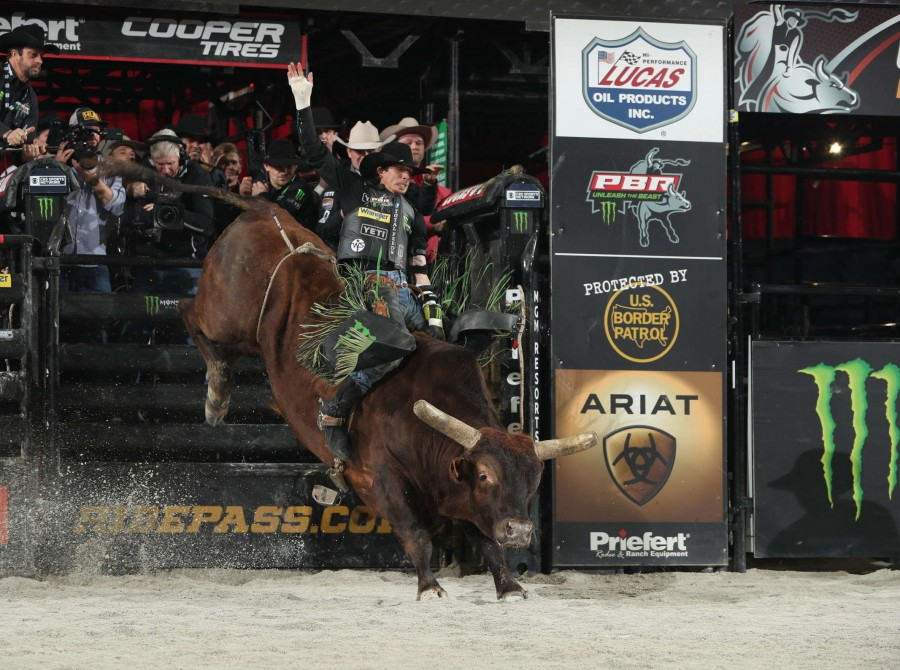 Image from the 2019 PBR event in Chicago, Illinois