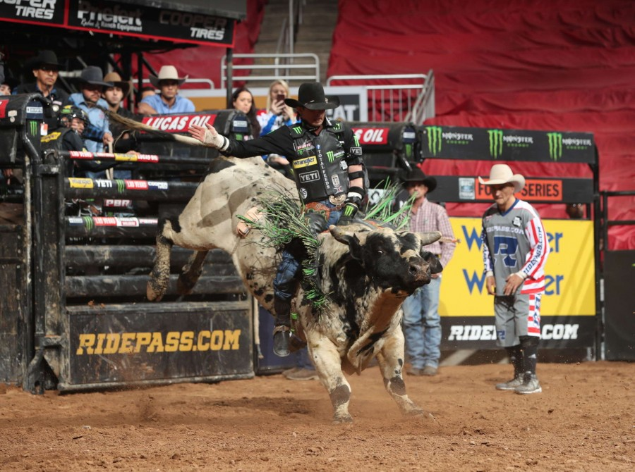 Image from the 2019 PBR event in Glendale, Arizona