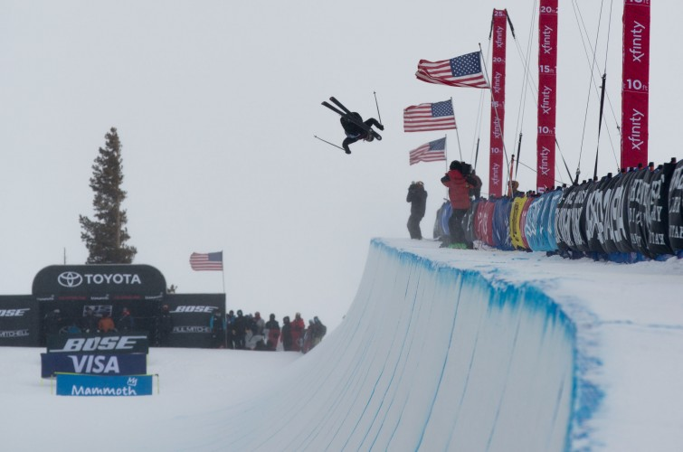 Image from the 2019 Mammoth Grand Prix