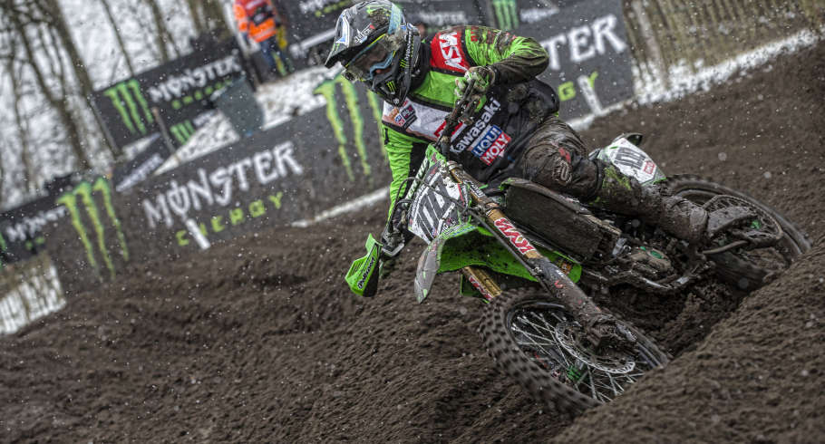 Tommy Searle at the 2018 Grand Prix of Europe