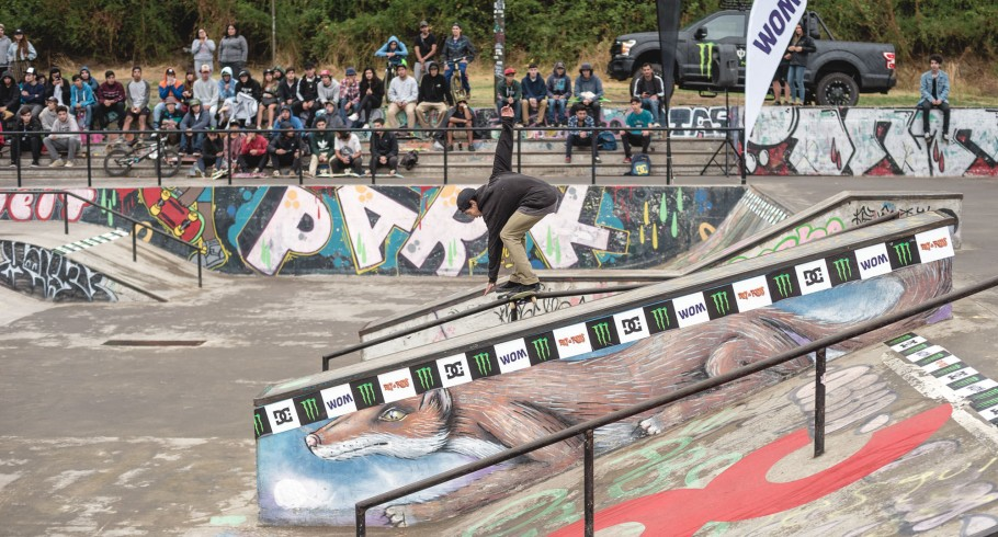 Photos and videos from Rey de Reyes skate competition in Concepcion, Chile