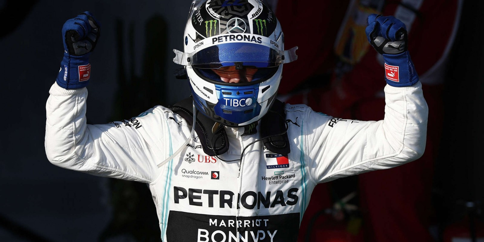F1 2019 GOES HOT: FIRST BLOOD FOR BOTTAS