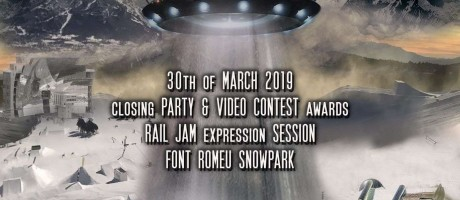 Event fly to promote the Full Park event