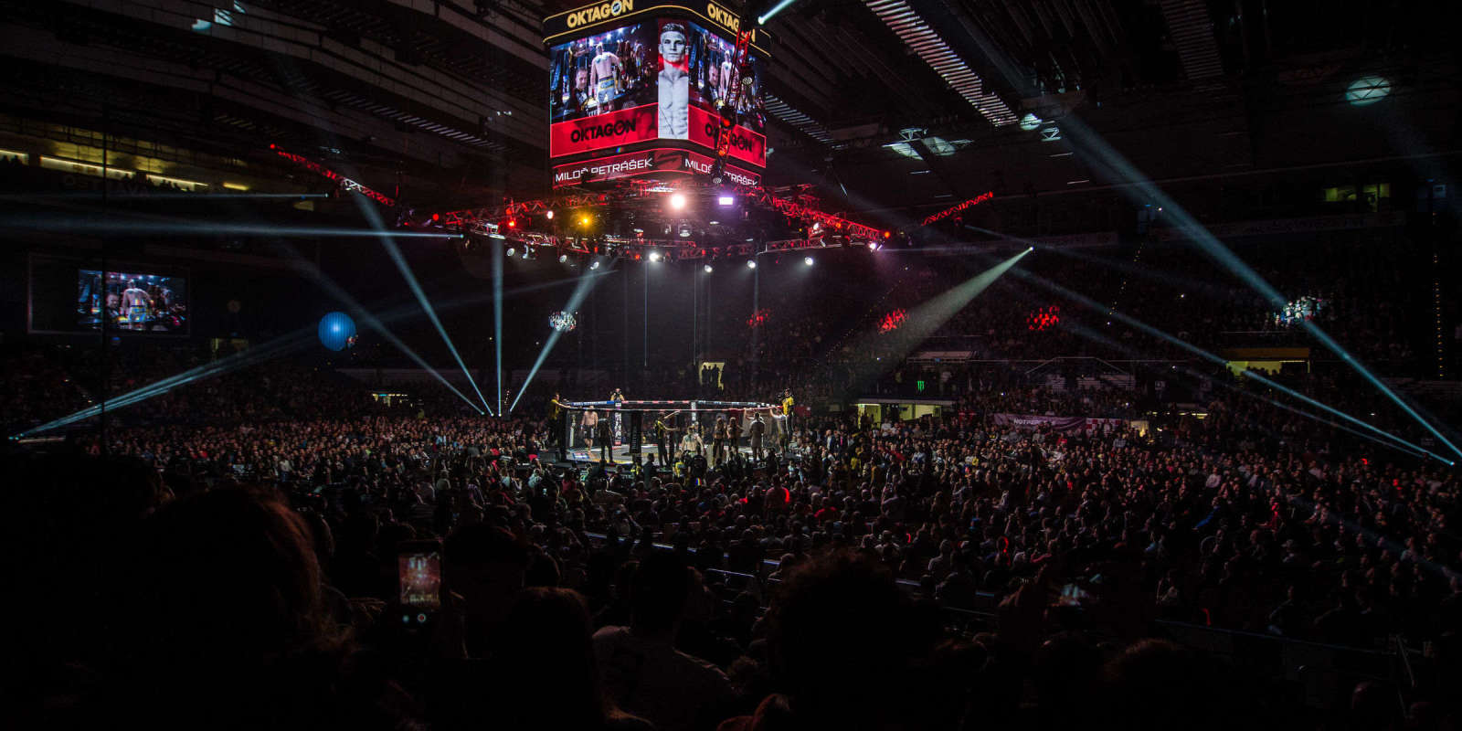 11th issue of popular Czech-Slovak MMA tournament taking place in Ostravar Arena in Ostrava