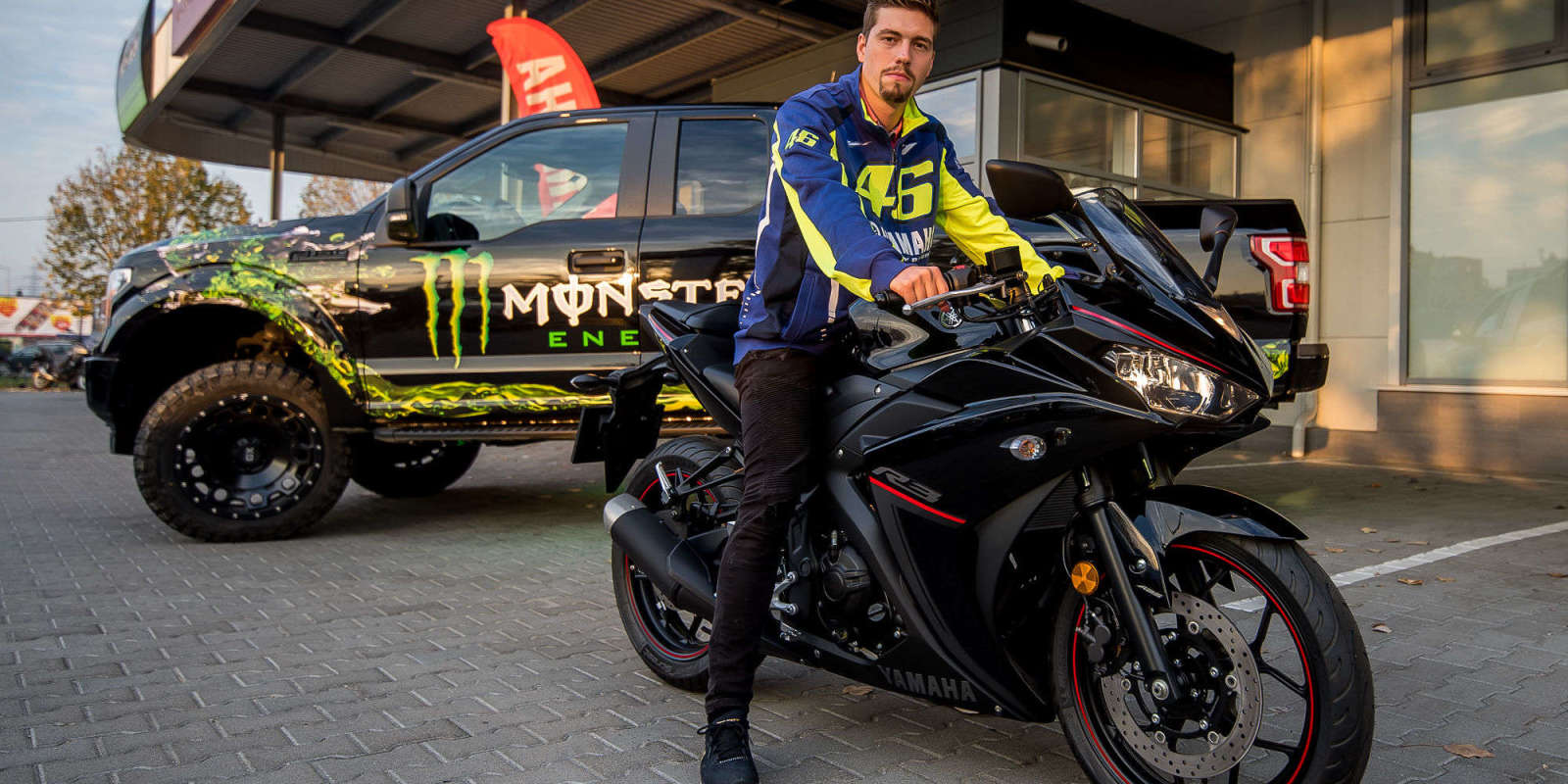 Pictures for the 2019 Yamaha Roadshow in Hungary
