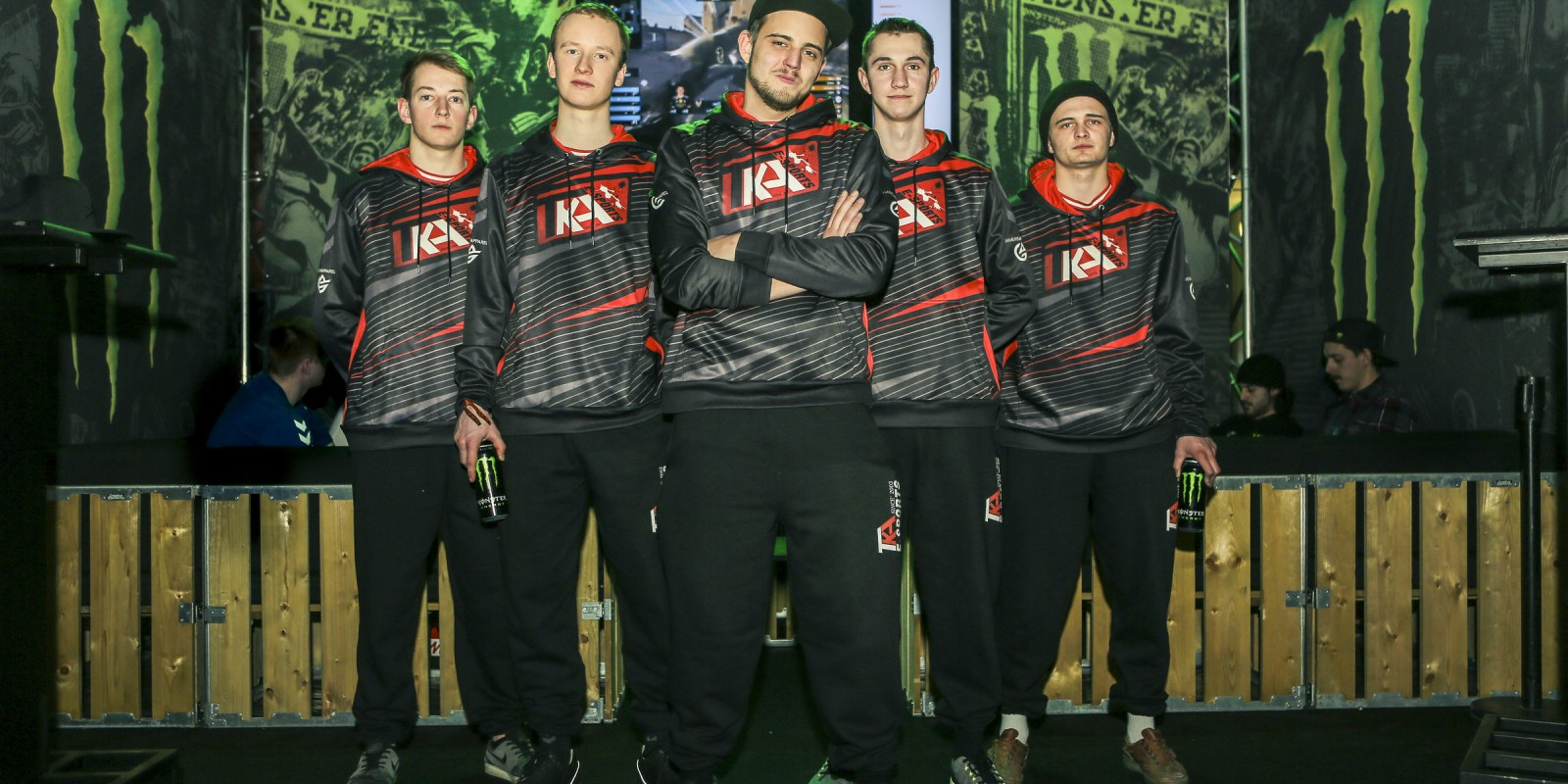 Pictures from Dreamhack Leibzig 2019