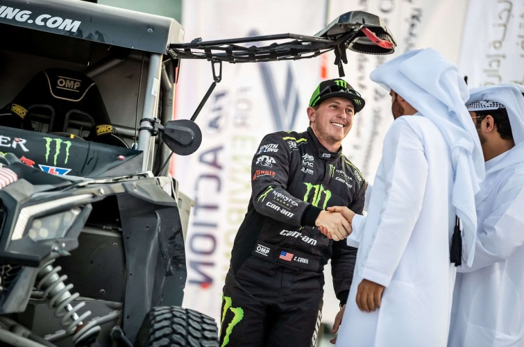 Images from the 2019 Abu Dhabi desert challenge