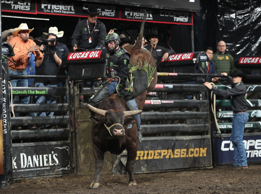 This coming weekend, Leme and Outlaw will be joined by the rest of the Top 35 professional bull riders in the world up in Billings, Montana, for another rare three-day, four-round event at the Rimrock Auto Arena at the Metro Park.