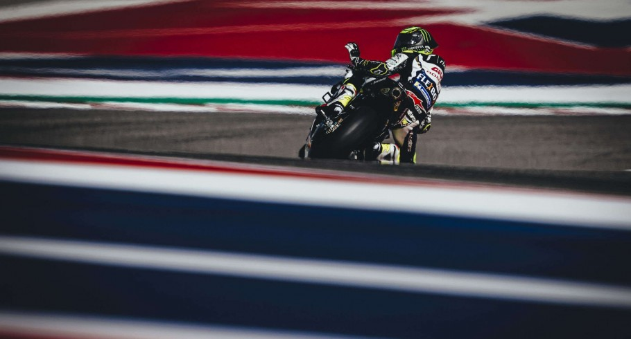 Cal Crutchlow at the 2019 Grand Prix of the Americas