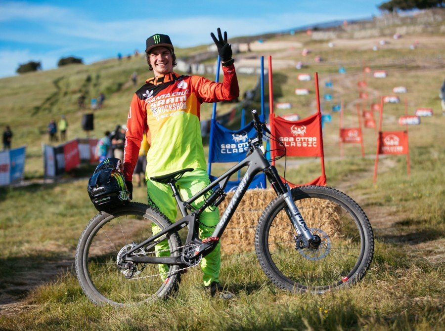 Images from the Sea Otter Classic, CA