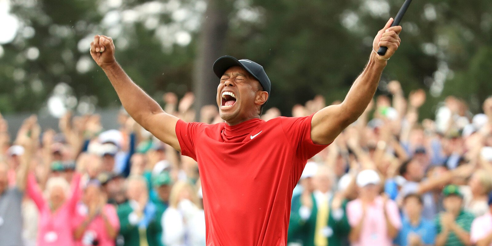 2019 Golf Tiger Woods The Masters