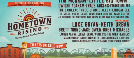 Hometown Rising country music festival event assets