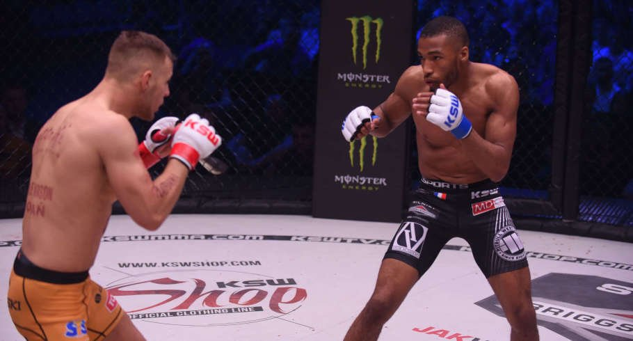 Images from KSW 48 event in Lublin, Poland.