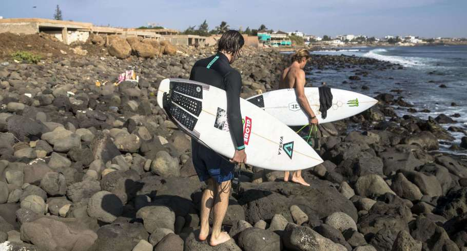 Higher Light The Film - Senegal - Beyrick De Vries & Brendon Gibbens