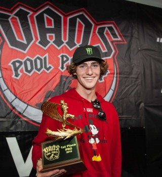 Images from the 2019 Vans Pool Party in Orange, California