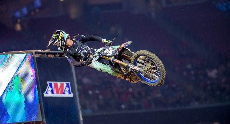 Images from round 13 of Monster Energy AMA Supercross in Houston