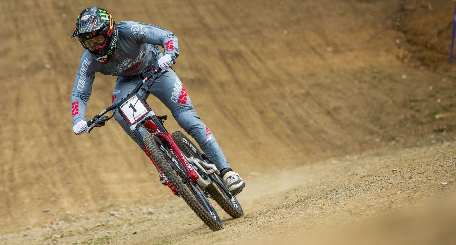 Shots from World Cup MTB event in Maribor, Slovenia