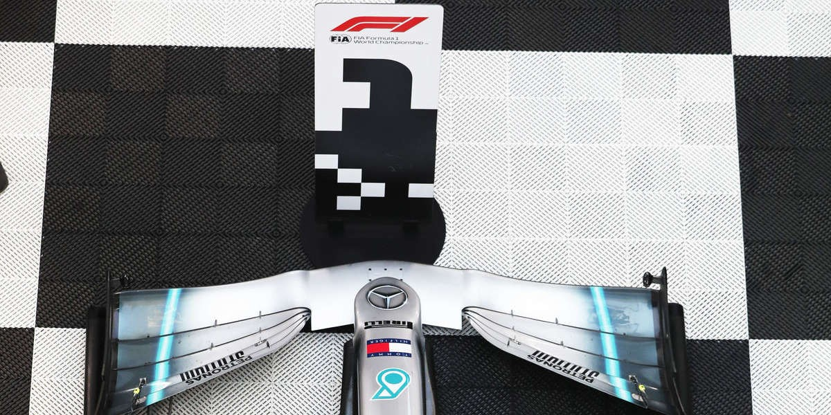 Sunday images from the 2019 Australian Grand Prix