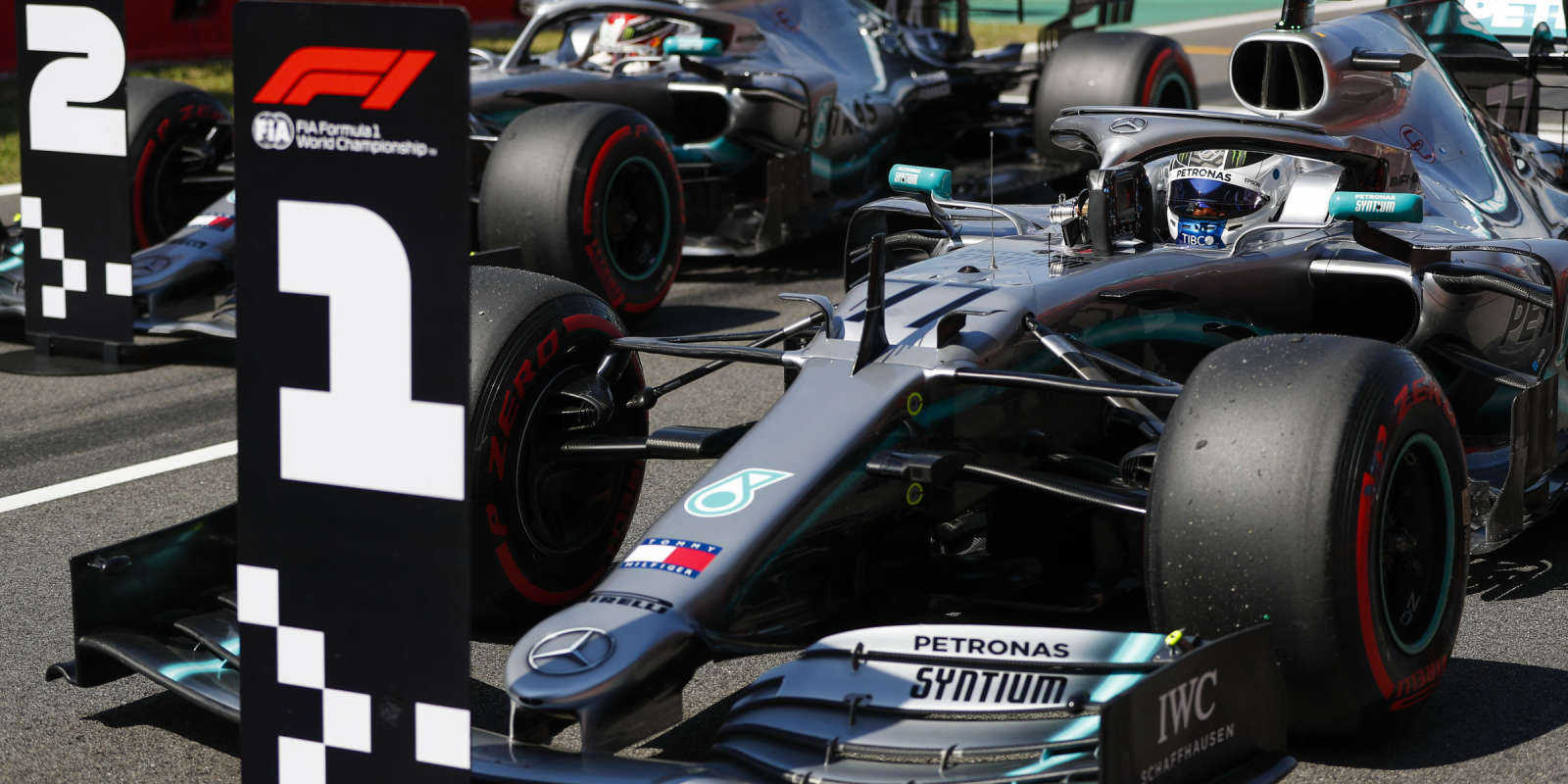Images from the 2019 F1 Spanish Grand Prix