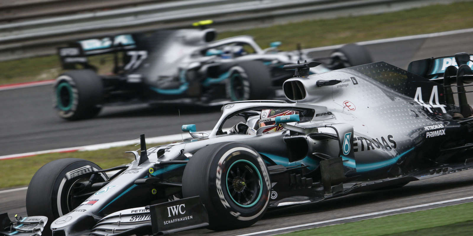 Images from the 2019 Formula 1 Chinese Grand Prix