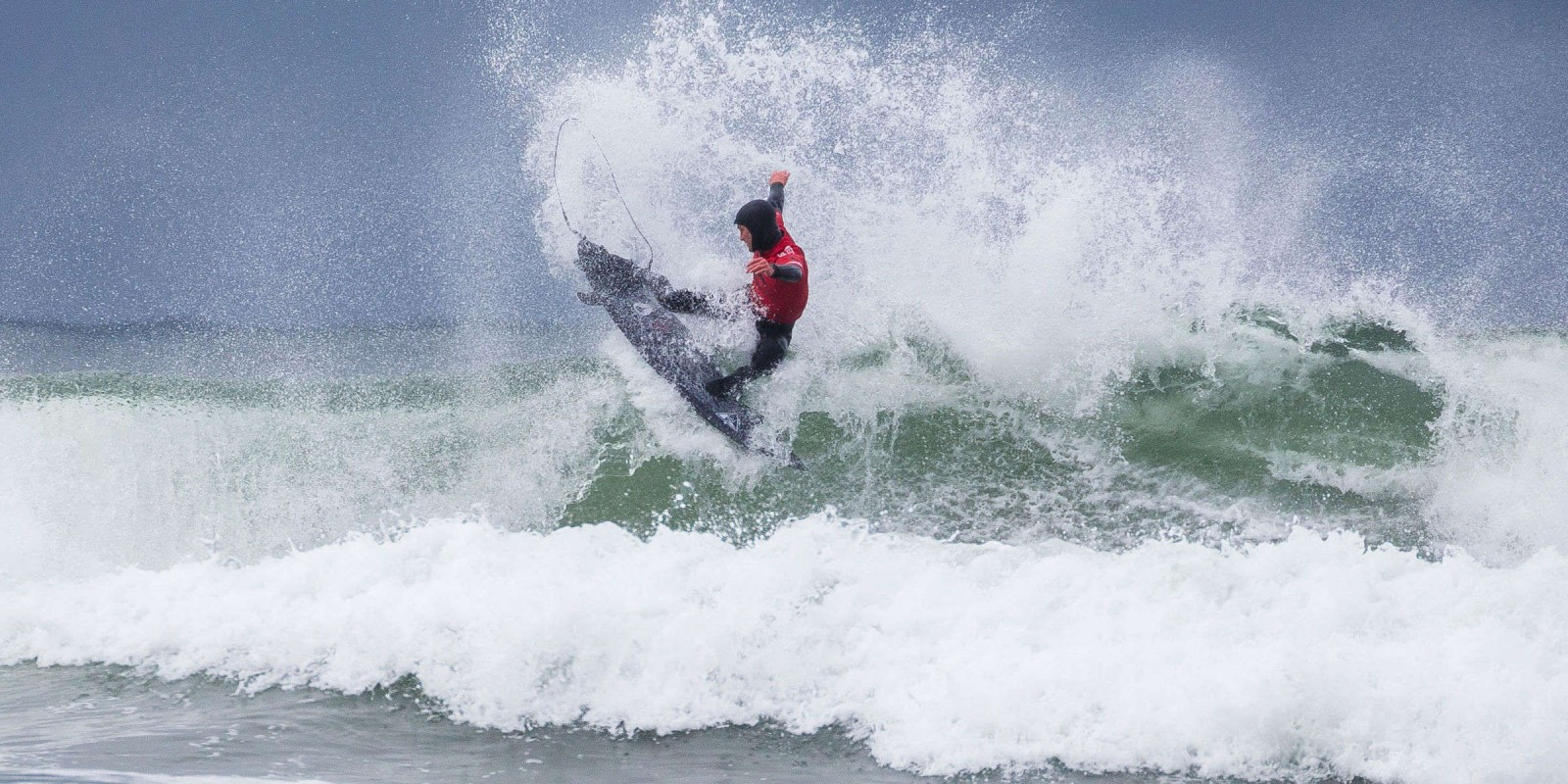 Peter Devries wins 9th Canadian Surf National title