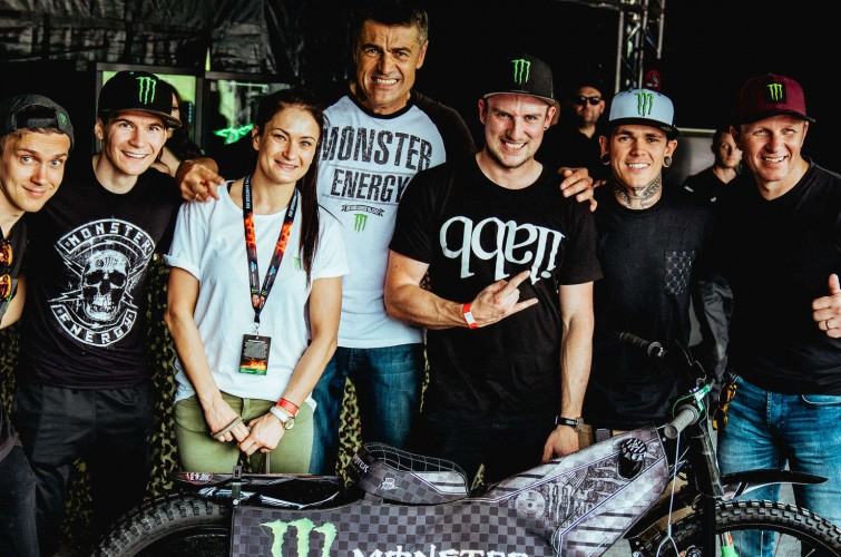 Images from round one of the 2019 Speedway GP series from Warsaw, Poland