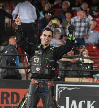Images from the Albuquerque PBR Unleash the Beast