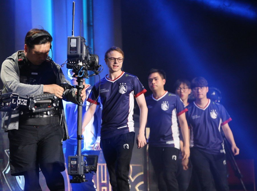 Photos of Team Liquid LoL as they play in Vietnam for the Mid Season Invitational. Team Liquid represented North America in this international competition for League of Legends and placed 4th in the group stage.