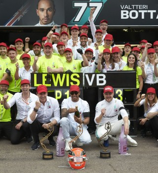Images from the 2019 F1 Monaco Grand Prix