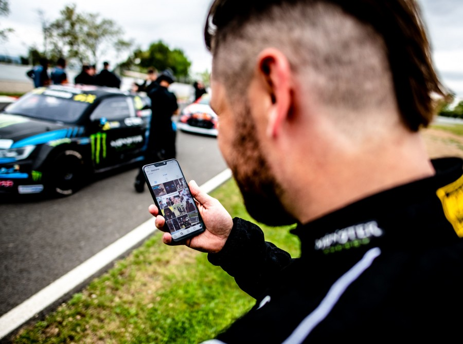Images from the 2019 World RX of Spain