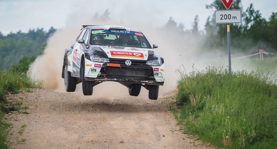 Images from the 2019 edition of Rally Liepaja