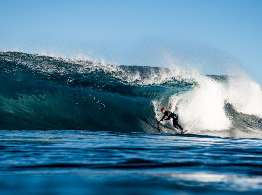 "The WSL Championship Tour is back in Western Australia. Some might ask, ""Why?"" and it'd be a fair question. Main Break Margaret River is notoriously slow and the abundance of sharks in the area has caused more than a few nightmares, heat delays and even l"