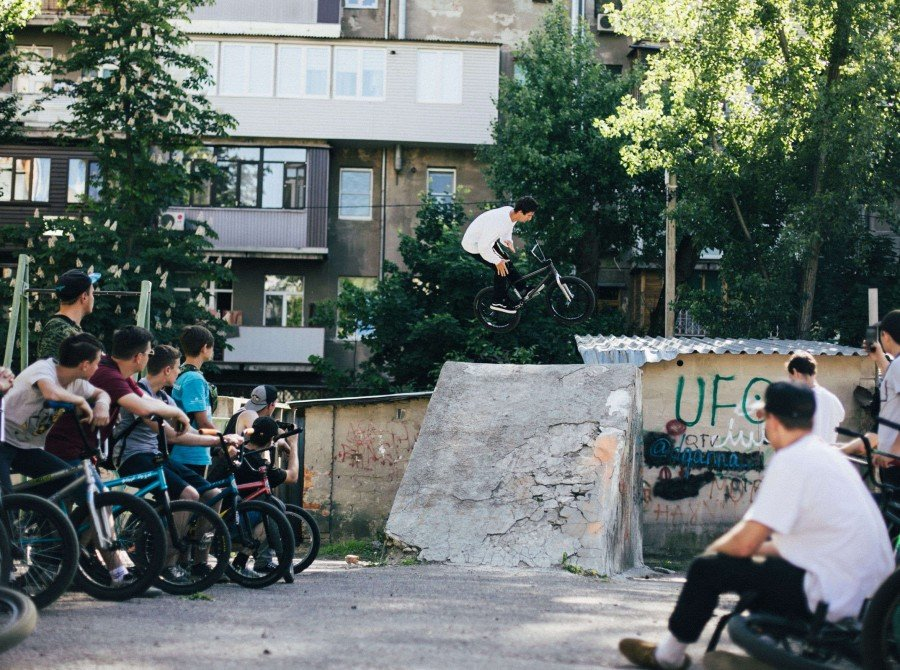 Pictures from the day with Bespaliy Brothers in their hometown Kharkiv, Ukraine
