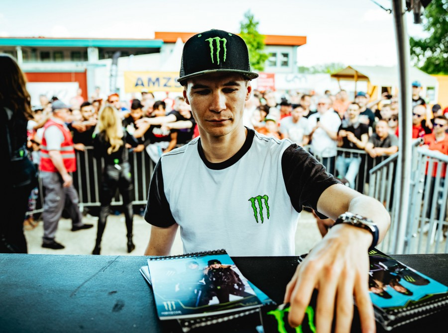 Images from round two of the 2019 SGP series from Slovenia