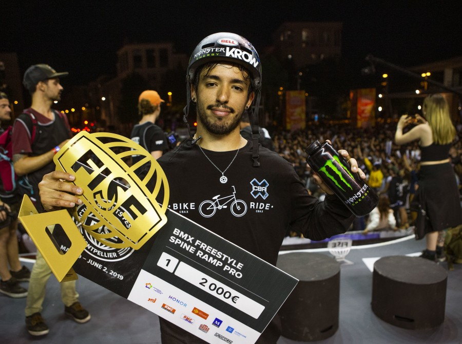 Stop 2 – Montpellier, France  Next it's back to our roots! This stop needs no introduction it is LEGENDARY.  This event is considered the most anticipated amongst action sports riders and fans.  Crowds for this one usually hit the 600,000 mark making it t