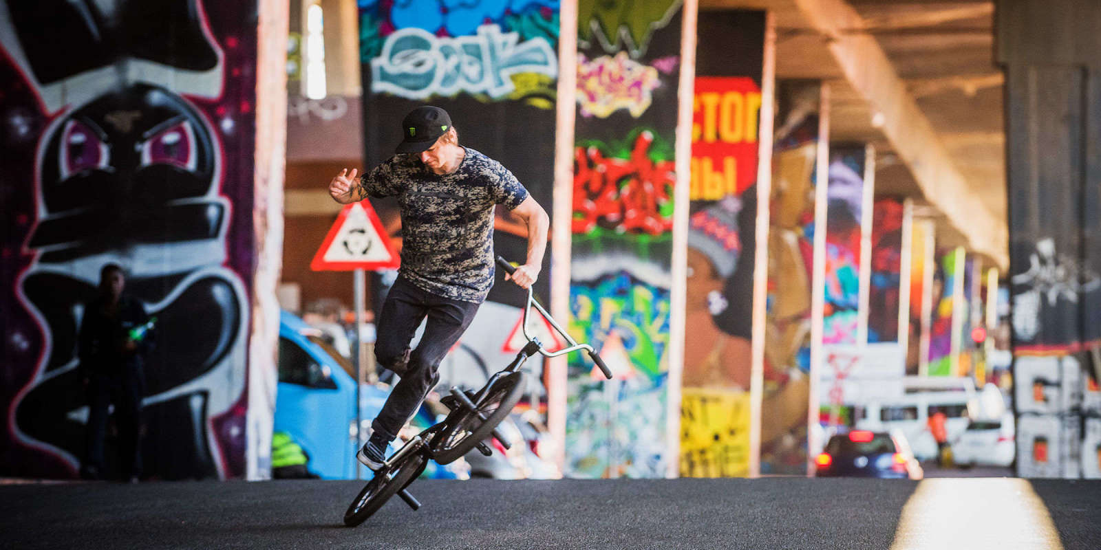 Adam Kun BMX shoot in Johannesburg South Africa