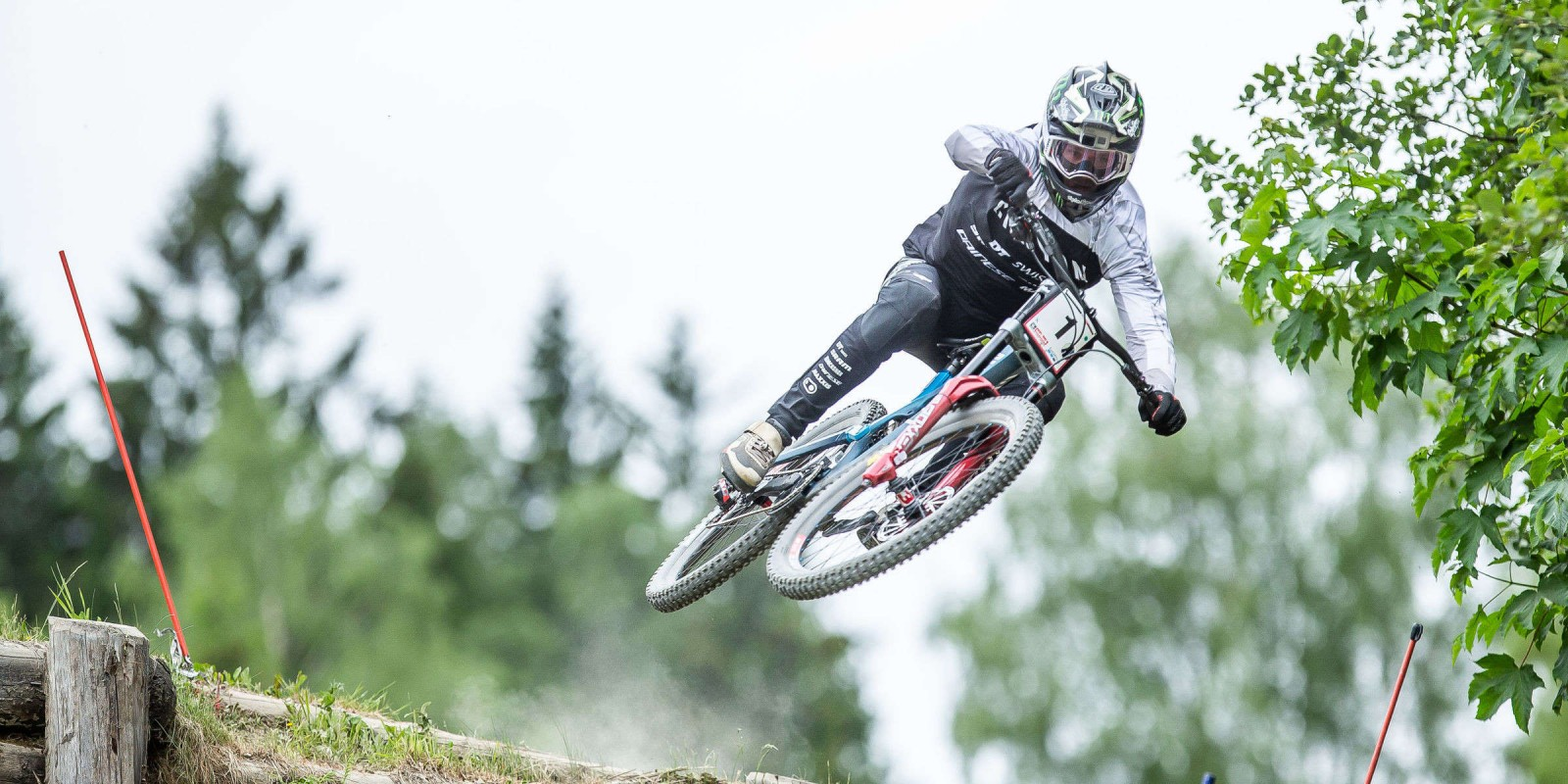 Gallery from the MTB World Cup in Leogang, Austria